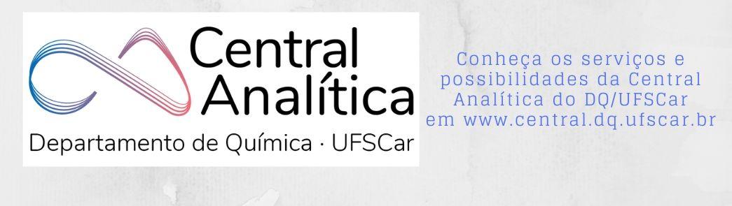 Central Analítica do DQ/UFSCar