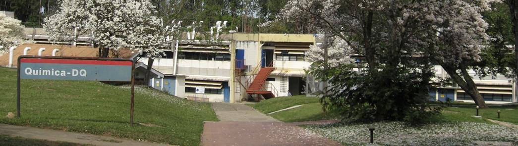 Departamento de Química UFSCar - créditos Sonia Biaggio